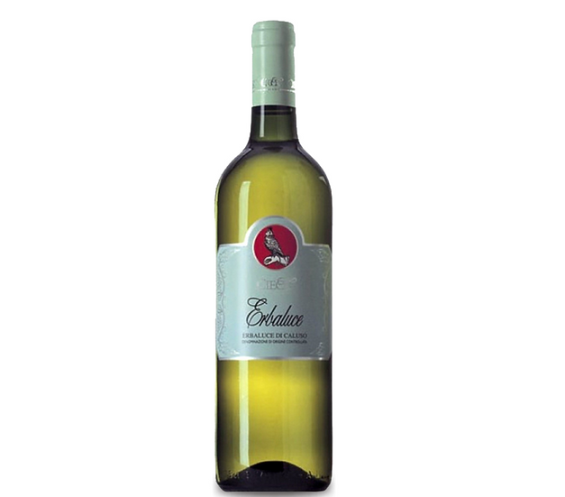 ERBALUCE DI CALUSO -  2017 0.75L - 1 bottle - Az.agricola Cieck
