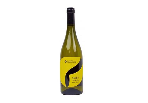 GRILLO  2018 0.75L - 1 bottle - TENUTA BASTONACA