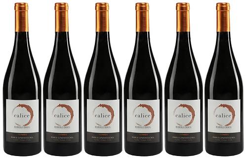 CALICE BAROLO -  2012 0.75L - 6 bottles - Villadoria 46,5€/bottle