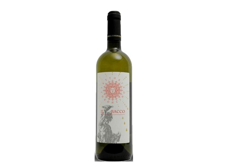 IL BACCO VERDICCHIO JESI 2017 0.75L - 1 bottle - Fattoria Coroncino