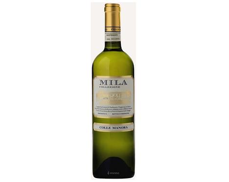 MILA - Chardonnay, Viognier 2015 0.75L - 1 bottle - Az.agricola Colle Manora
