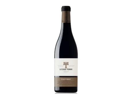 PINOT NERO- 2015 0.75L - 1 bottle - Le Due Torri
