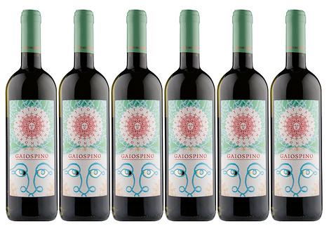 GAIOSPINO VERDICCHIO JESI 2015 0.75L -22.7€/bottle - 6 bottles - Coroncino