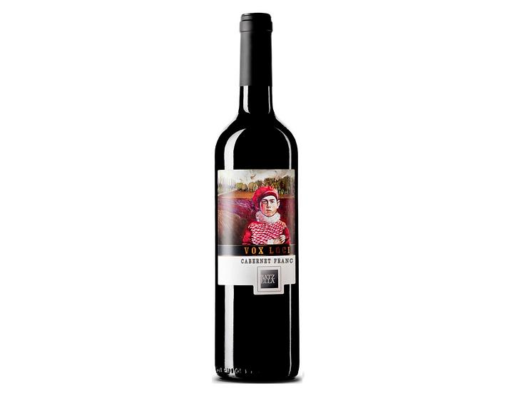 VOX LOCI CABERNET FRANC 2015 0.75L - 1 bottle - Batzella