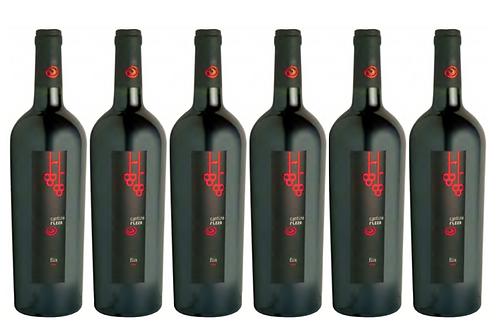 FIXX  AGLIANICO  2015 0.75L - 6 bottles - Rizzo -13.8€/bottle