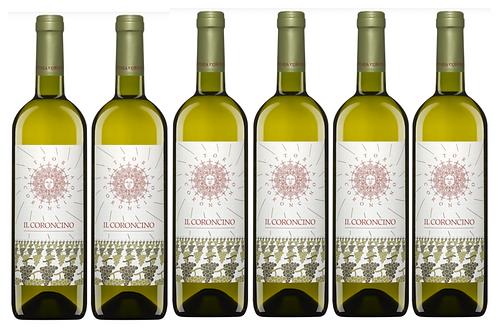 Il CORONCINO VERDICCHIO JESI 2016 0.75L - 1 bottle - Il Coroncino -14.8€/bottle