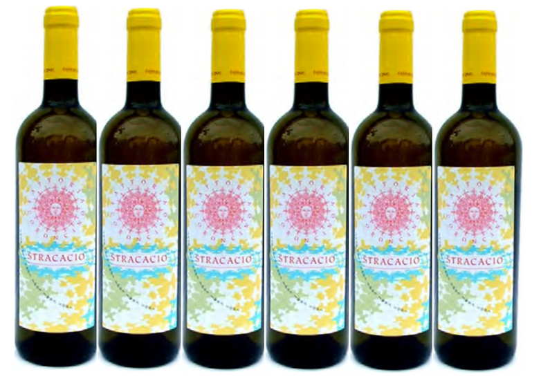 STRACACIO VERDICCHIO JESI 2014 0.75L - 6 bottles - Coroncino - 26,7€/bottle