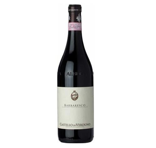 BARBARESCO 2017 0.75L - 1 bottle -Castello di Verduno