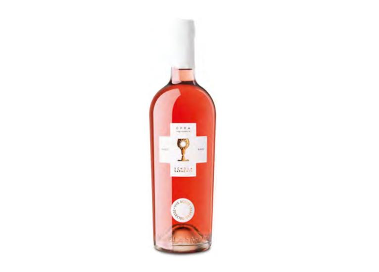 OPRA NEGROAMARO 2017 0.75L - 1 bottle - Schola Sarmenti