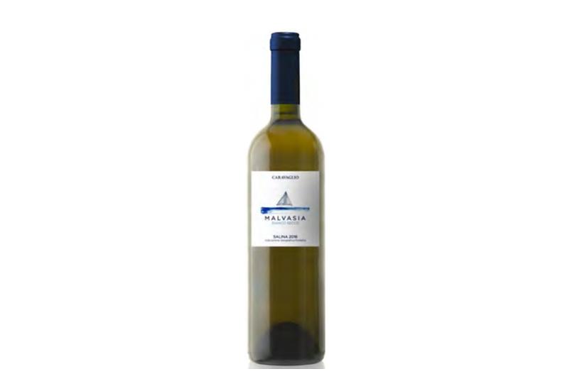 SALINA BIANCO 2018 0.75L - 1 bottle - ANTONINO CARAVAGLIO