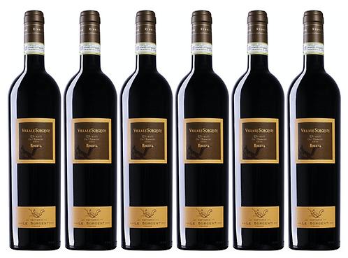 VILLA LE S. CHIANTI RISERVA -  2016 0.75L - 6 bott - Le Sorgenti - 39,5€/bottle