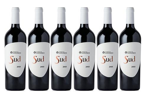 SUD 2015 0.75L - 6 bottles - TENUTA BASTONACA -20.7€/bottle