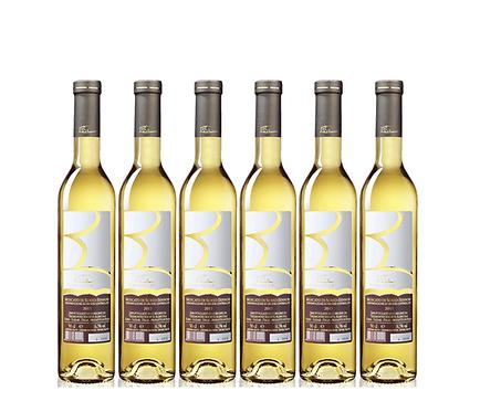 MOSCATO DI SORSO SENNORI 2016 0.5L - 6 bottles - 16,17€/bottleNAURAGHE -