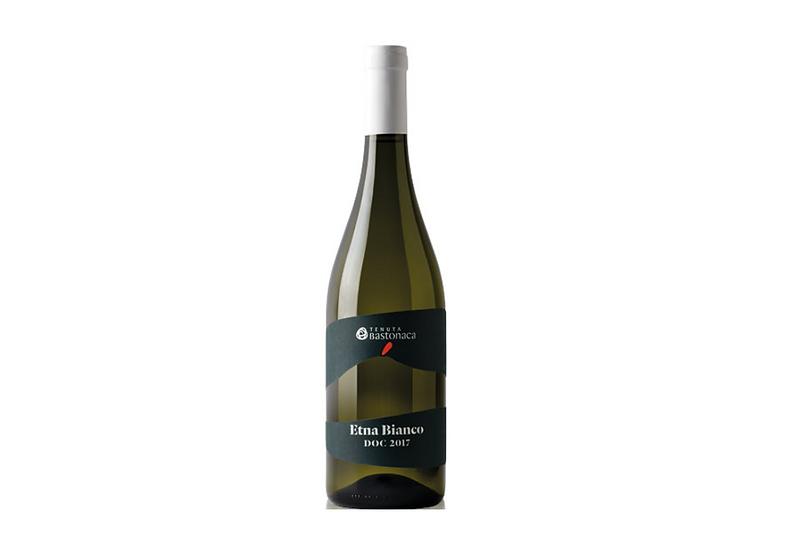 ETNA BIANCO  2017 0.75L - 1 bottle - TENUTA BASTONACA