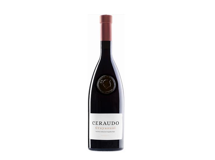 GRAYASUSI RAME ROSATO 2016 0.75L - 1 bottle - CERAUDO