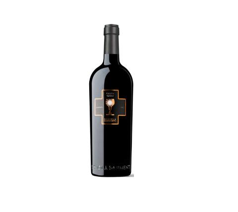 NAUNA NEGROAMARO- PRIMITIVO 2017 0.75L - 1 bottle - Schola Sarmenti