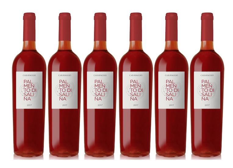 PALMENTO DI SALINA 2018 0.75L - 6 bottles - CARAVAGLIO - 18.7€/bottle