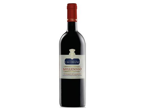 MILLENNIO CHIANTI CLASSICO RIS. -  2013 0.75L - 1 bottle - Castello di Cacchiano