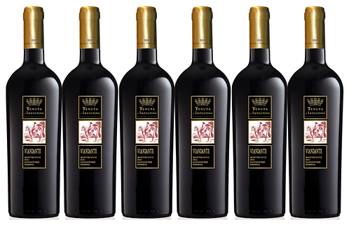 VIANDANTE RISERVA -  2012 0.75L - 6 bottles - L'Impostino - 23.7€/bottle