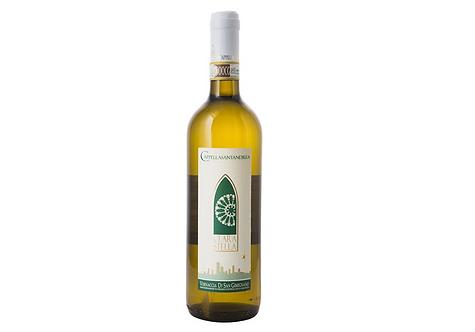 CHIARA STELLA VERNACCIA DI S.G. 2017 0.75L - 1 bottle - Cappella S. Andrea