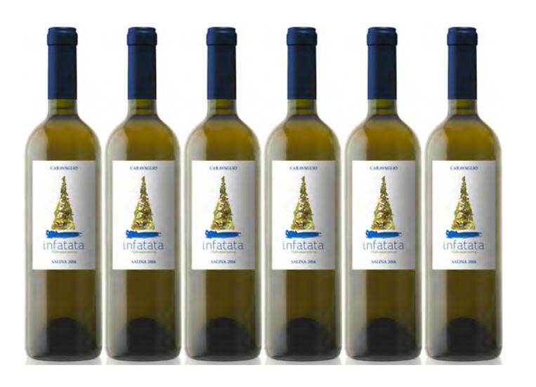 INFATATA 2018 0.75L - 6 bottles - ANTONINO CARAVAGLIO - 14,33€/bottle