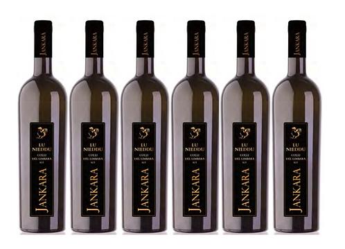 LU NIEDDU 2016 0.75L - 6 bottles - JANKARA -22.7€/bottle