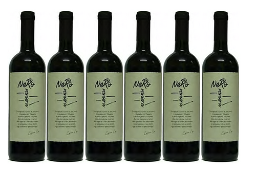 NERO MINIERA  2017 0.75L - 6 bottles - ESU ENRICO - 17.7€/bottle