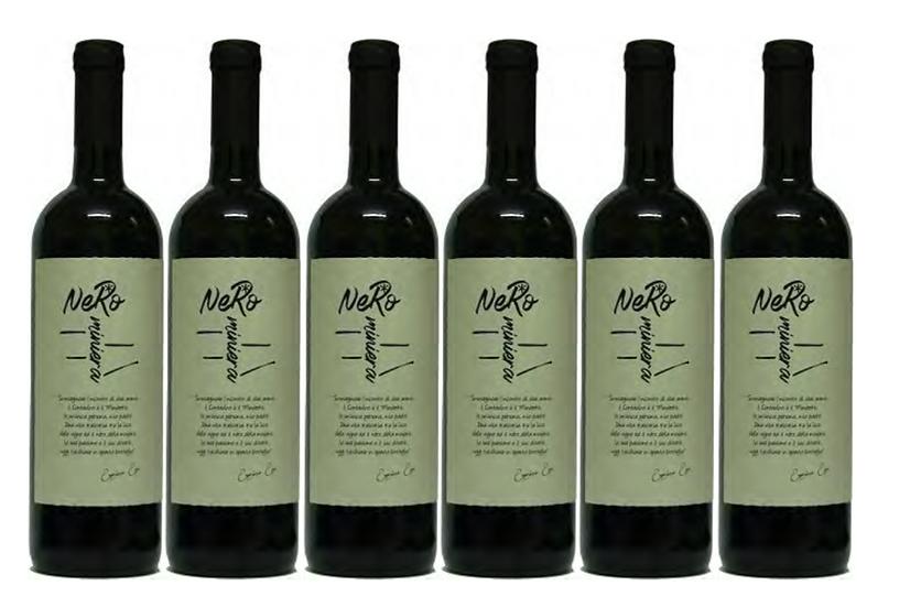 NERO MINIERA  2017 0.75L - 6 bottles - ESU ENRICO - 17.7€/bottle