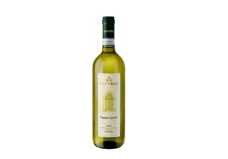 CASTEL CERINO SOAVE -  2018 0.75L - 1 bottle - Az. agricola Coffele