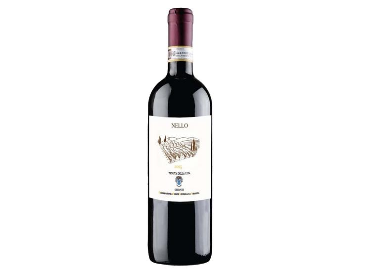 CHIANTI NELLO -  2017 0.75L - 1 bottle - Fattoria la Luia