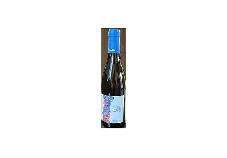 VIGNE BASSE VERMENTINO -  2018 0.375L - 1/2 bottle - TERENZUOLA