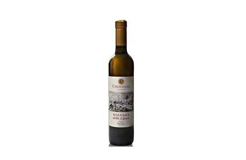 MALVASIA DELLE LIPARI PASSITO 2018 0.5L - 1 bottle - ANTONINO CARAVAGLIO