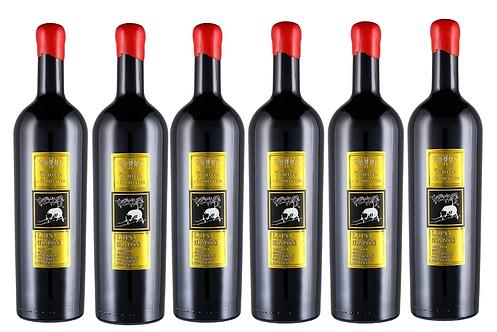 LUPO BIANCO  -  2011 0.75L - 6 bottles - L'Impostino -35.5€/bottle