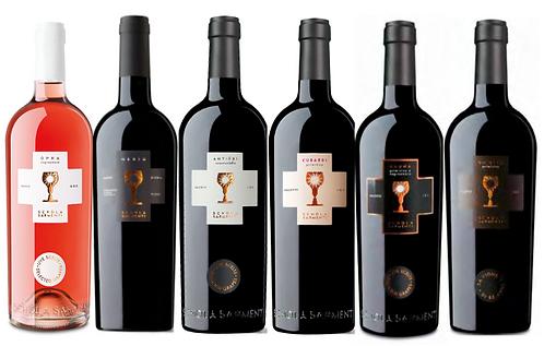 PUGLIA - REGIONAL DISCOVERY BOX -  6 bottles