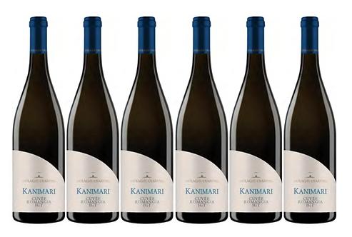 KANIMARI VERMENTINO 2018 0.75L - 6 bottles - NAURAGHE CRABIONI - 11.8€/bottle
