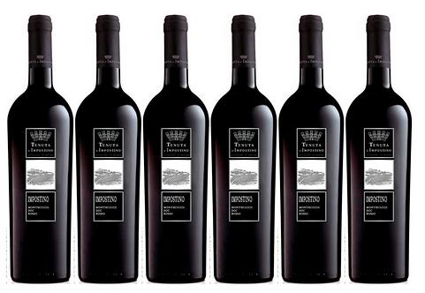 IMPOSTINO -  2014 Riserva 0.75L -  6 bottles - L'Impostino - 16.7€/bottle