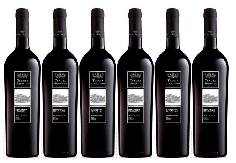 IMPOSTINO -  2012 0.75L -  6 bottles - L'Impostino - 15,17€/bottle