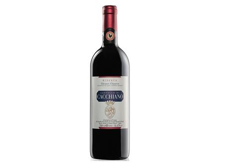 CHIANTI CLASSICO RISERVA -  2015 0.75L - 1 bottle - Castello di Cacchiano