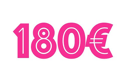 180€ VOUCHER
