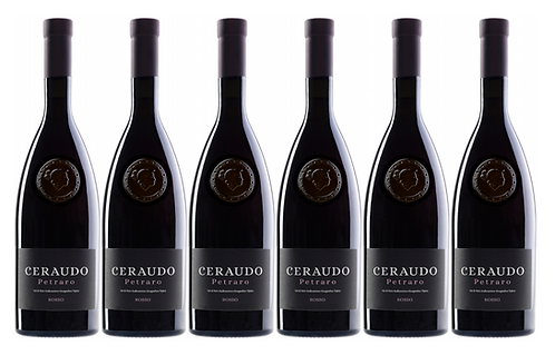 PETRARO 2018 0.75L - 6 bottles - CERAUDO - 27.7€/bottle