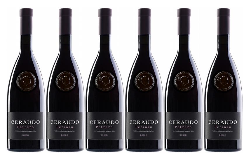 PETRARO 2018 0.75L - 6 bottles - CERAUDO - 25,17€/bottle