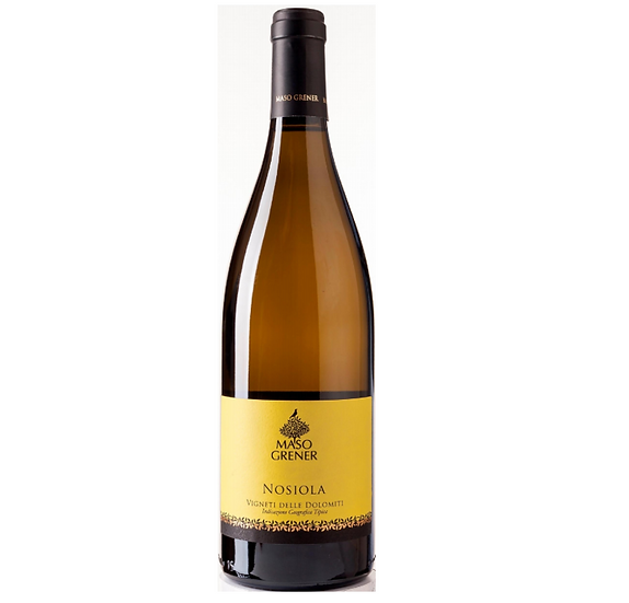 NOSIOLA -  2018 0.75L - 1 bottle - Az. agricola Maso Grener
