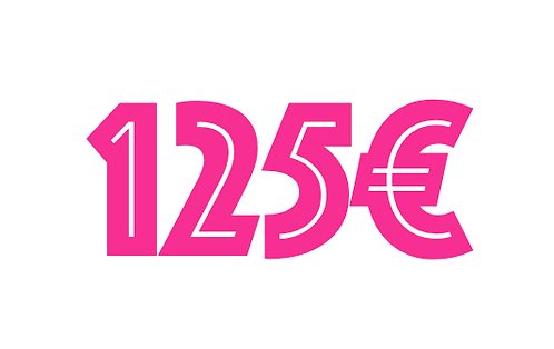 125€ VOUCHER