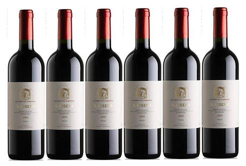 S.JOSEPH - 6 bottles - Le Corti dei Farfensi - 15.8€/bottle