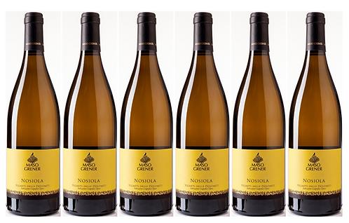 NOSIOLA -  2018 0.75L - 6 bottles - Maso Grener - 14.8€/bottle