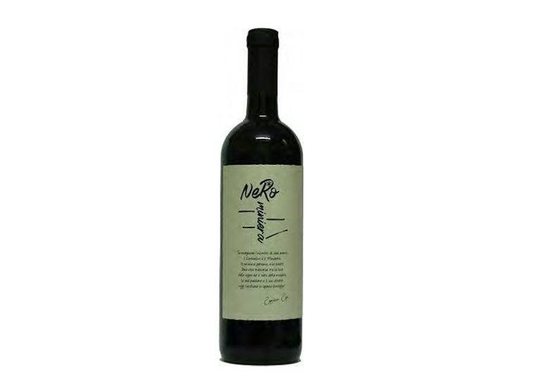 NERO MINIERA  2017 0.75L - 1 bottle - ESU ENRICO
