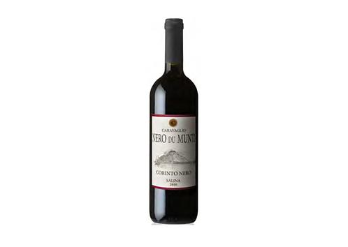 NERO DU MUNTI 2017 0.75L - 1 bottle - ANTONINO CARAVAGLIO