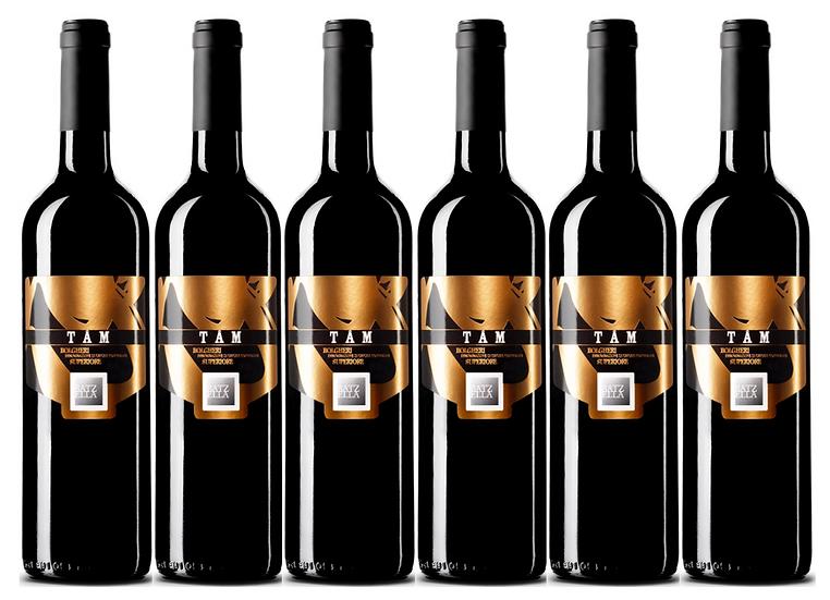 TAM BOLGHERI SUPERIORE 2011 0.75L - 6 bottles - Batzella -27€/bottle