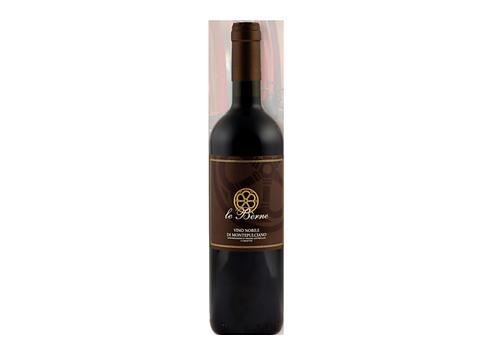 NOBILE DI MONTEPULCIANO 2017 0.75L - 1 bottle - Podere le Berne