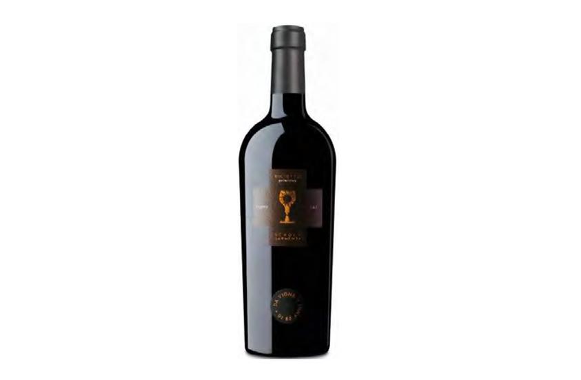 DICIOTTO PRIMITIVO 2016 0.75L - 1 bottle - Schola Sarmenti
